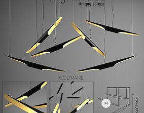 3D model DelightFULL Coltrane suspension