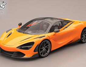 McLaren Vorsteiner 3D