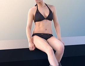 Juliette 10830 - Bikini Girl 3D
