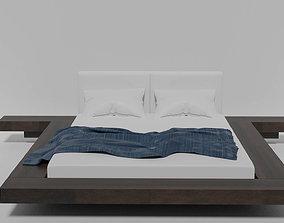 3D Platform Bed