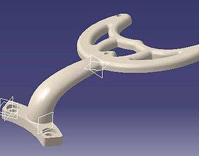 3D print model Ceiling Fan Blade Bracket