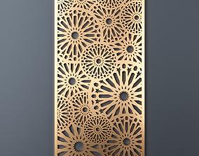 3D model Decorative panel 195