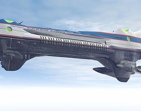 3D Supercruise Starliner