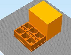 3dprinting 3D printable model Lipo Box