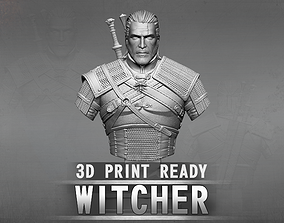 3D printable model Witcher