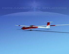 3D model Centrair C-101 Pegase V04