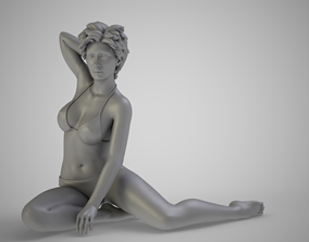 Tanning 3D printable model friendship