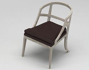 3D architectural Chair
