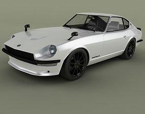 3D model Datsun 240Z Custom