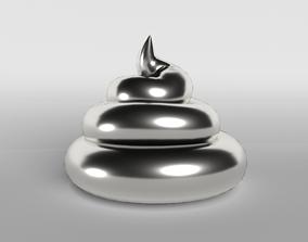 Pile of Poo v1 006 3D model