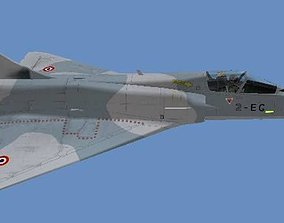 Mirage 2000-5 3D asset