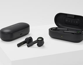3D model Razer Hammerhead ture wireless Earbuds
