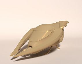 spaceShip 3D print model
