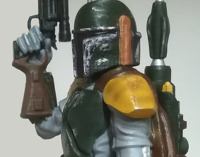 3D printable model The Mandalorian Star Wars - Boba Fett 2