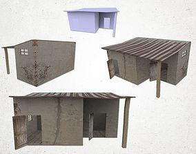 3D asset Shanty