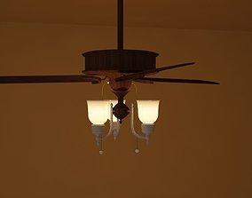 3D Chandelier - Lamp