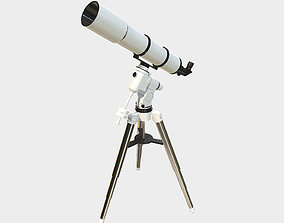 3D model Astronomy Telescope