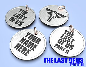 The Last of Us Game Medallion 3D printable model