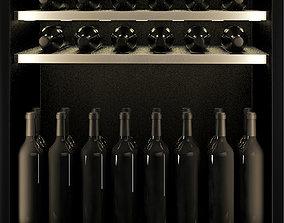 Samsung LUX Winecellar Fridge Refrigerator 3D