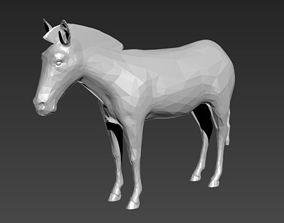 Zebra 3D print model