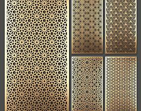 3D Decorative panel set 36