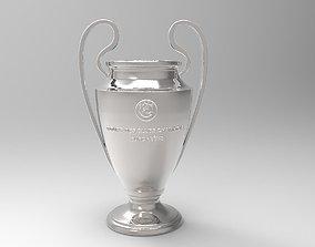 league UEFA Champions League Trophy 3D printable