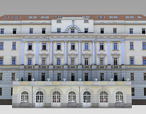 3D model Classical Government Building