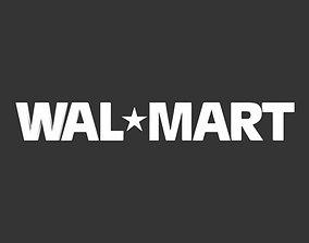 WalMart 3d Logo