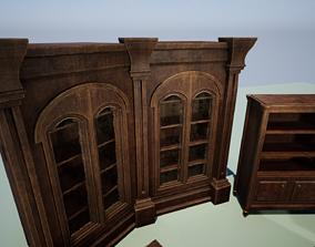 Vintage Furniture 3D asset