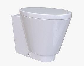 WC wish 3D model