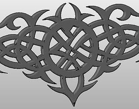 3D printable model Celtic Art