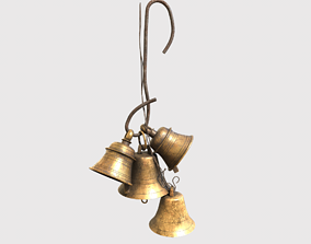 Temple Bells 3D