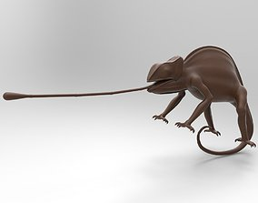 3D print model lizard brachiosaurus