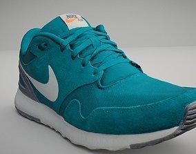Nike shoe low poly 3D model low-poly