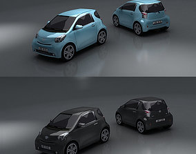 3D model Toyota IQ