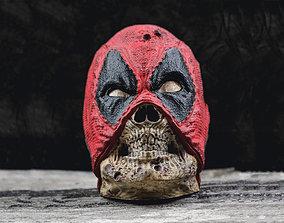 3D print model Zombie Deadpool