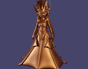 SMITE - Terror of the Deep Scylla 3D printable model
