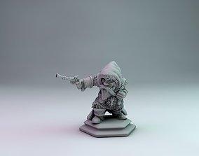 Gunner 3D printable model