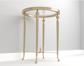 Side table 1 3D model