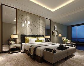 3D model Luxury Suite 02