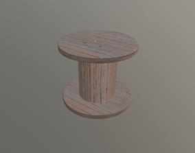 Cable Reel 3D model