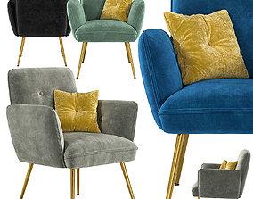 3D Nelda Chair