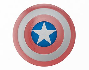 hero 3D Captain America Shield