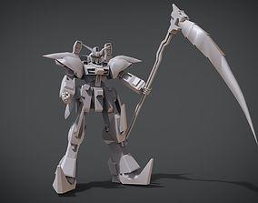 3D print model Gundam Deathscythe
