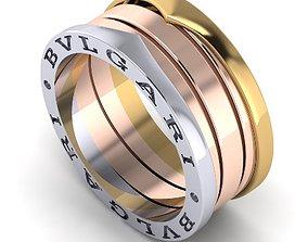 3D print model Bvlgari RingS 200