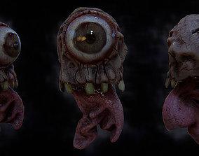 Creepy Thing 3D asset