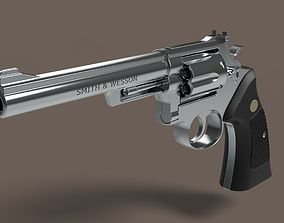 Revolver Smith and Wesson Model 22