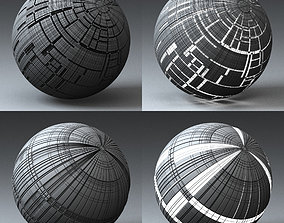 Syfy Displacement Shader H 001 m 3D