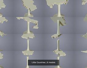 Little Countries 3D model