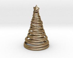 holiday Xmas Tree 3D printable model